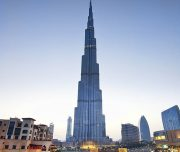 burj khalifa in dubai city tour