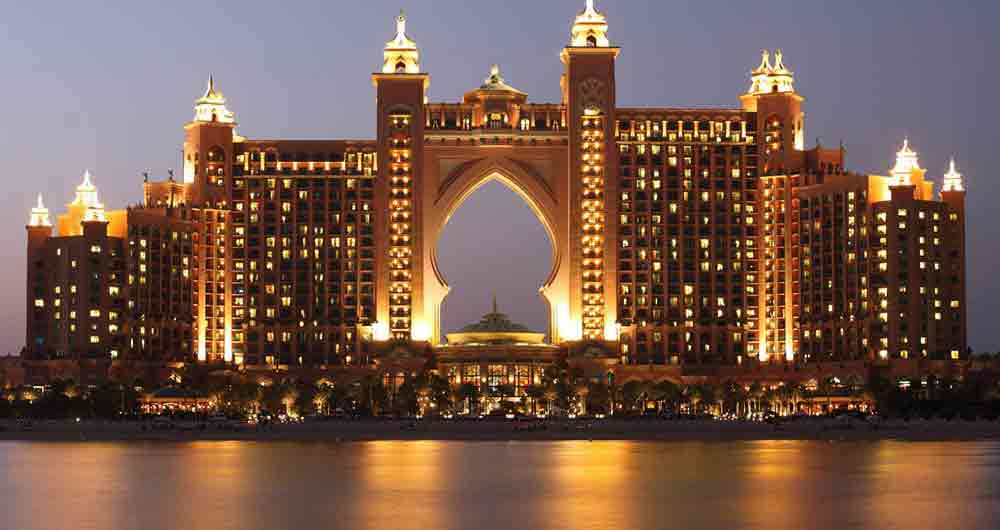 Dubai Attractions Image