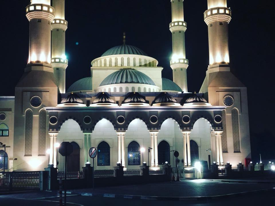 Al Farooq Omar Bin Al Khattab Mosque In Dubai