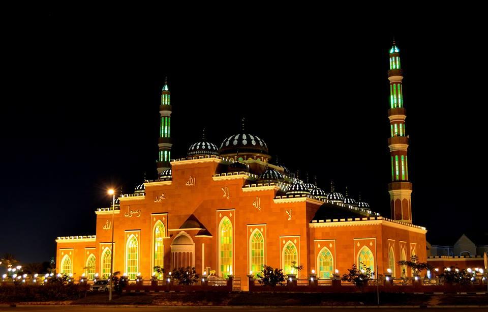Al Salam Mosque is Among Famous mosque of dubai