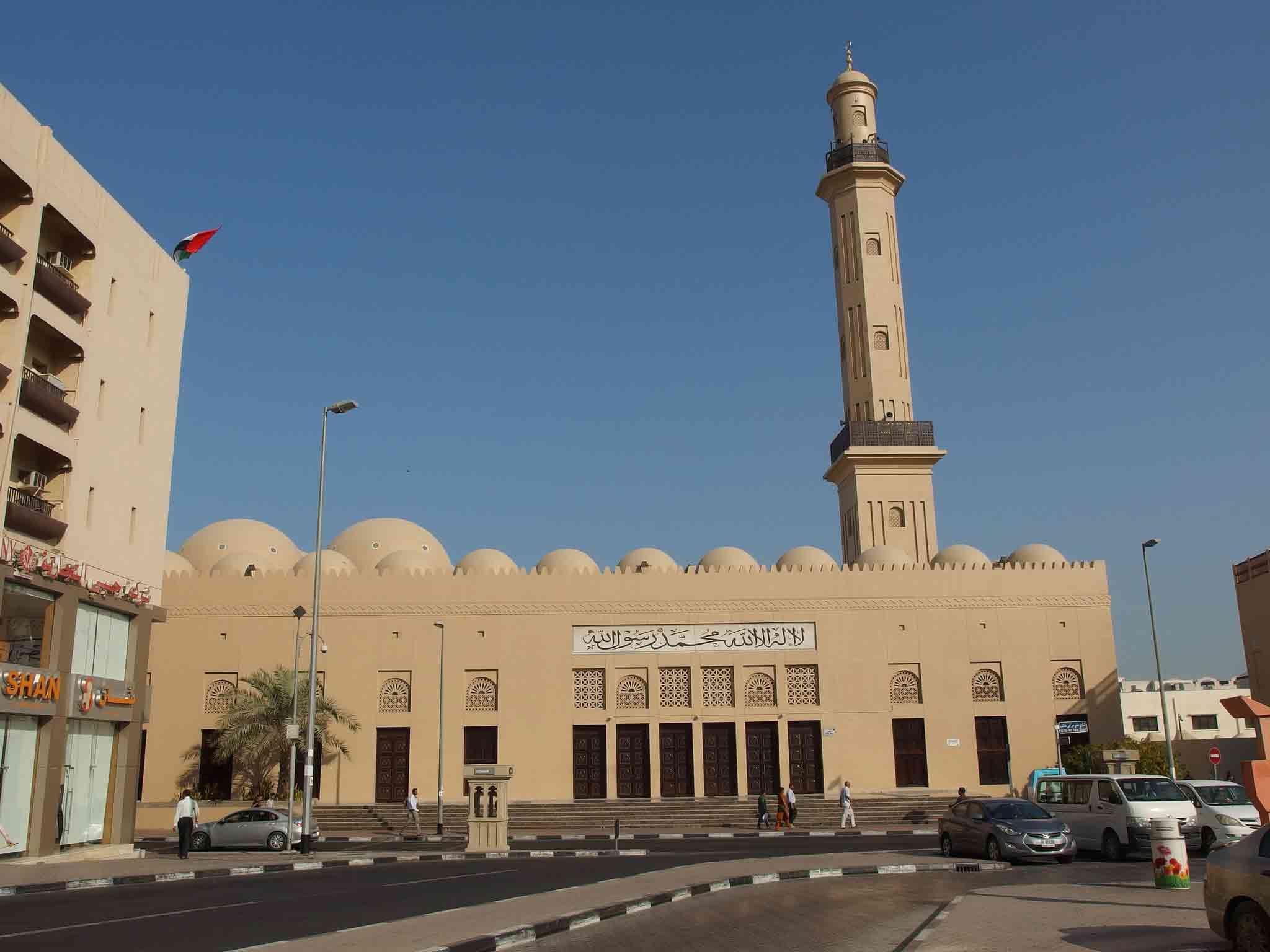Grand Mosque Dubai is oldest masjid in Dubai