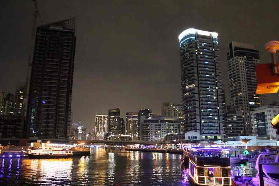 Dhow Cruise Dubai Marina Images