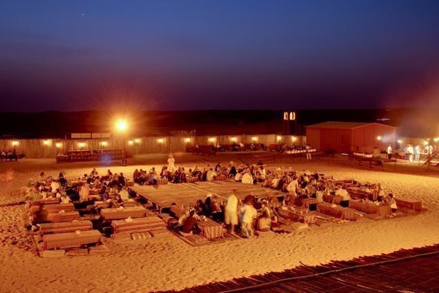 Dubai Desert Safari Camp images