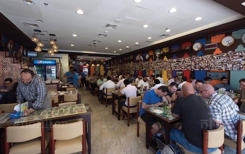 Al Ustad Special Kebab Restaurant in Dubai