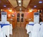 dhow cruise dinner abu-dhabi