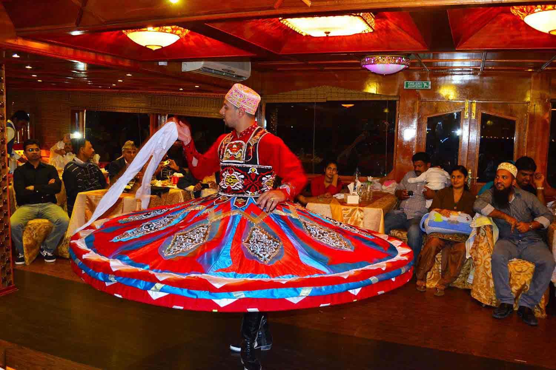 tanoura-show