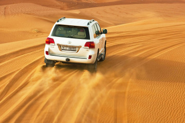 Dubai Desert Safari in 48 hours to visit in Dubai